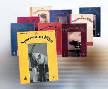 Als ein wegbereitender eigenständiger Kunstflieger arbeitete L.Ron Hubbard als Fotograf und als Schriftsteller für die Zeitschrift  Sportsman Pilot.